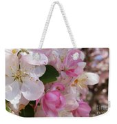 You Cant Be Crabby In Spring Weekender Tote Bag