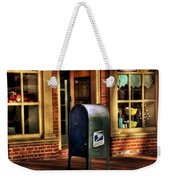 You Got Mail Weekender Tote Bag by Todd Hostetter
