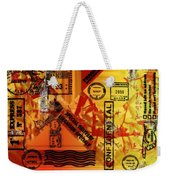 You Got Me Coming And Going Weekender Tote Bag