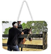You Got This Weekender Tote Bag
