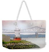 You Know How To Love Me Weekender Tote Bag