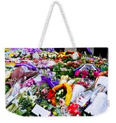 You Never Be Forgotten  Weekender Tote Bag