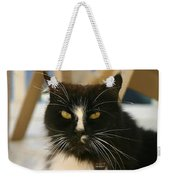 You Talkin To Me? Weekender Tote Bag