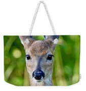 Young And Pretty Weekender Tote Bag