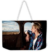 Young And The Old Weekender Tote Bag