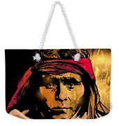 Young Apache Brave Weekender Tote Bag