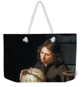 Young Astronomer Weekender Tote Bag