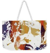 Young Bob Dylan Weekender Tote Bag