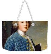 Young Boy Percy Wyndham Weekender Tote Bag