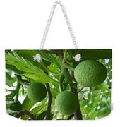 Young Breadfruit Weekender Tote Bag