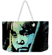 Young Child Weekender Tote Bag