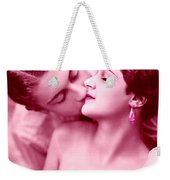 Young Couple In Love Weekender Tote Bag