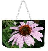 Young Echinacea Bloom Weekender Tote Bag