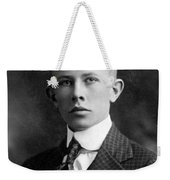 Young Ernest Lawrence Weekender Tote Bag