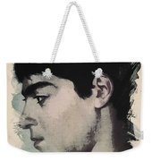 Young Faces From The Past Series By Adam Asar, No 14 Weekender Tote Bag