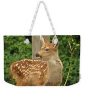 Young Fawn Weekender Tote Bag