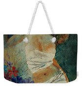 Young Girl  5625632 Weekender Tote Bag