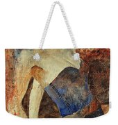 Young Girl  56901247 Weekender Tote Bag