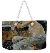 Young Girl  679050 Weekender Tote Bag