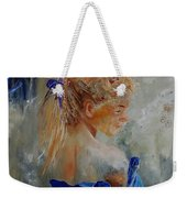 Young Girl  78 Weekender Tote Bag