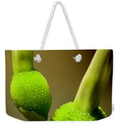 Young Green Shoots Weekender Tote Bag