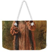 Young Gypsy By Konstantin Makovsky Weekender Tote Bag