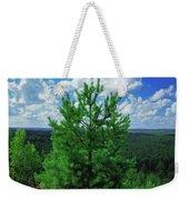 Young Pine Weekender Tote Bag