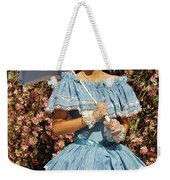 Young Southern Belle Weekender Tote Bag