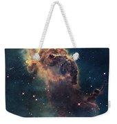 Young Stars Flare In The Carina Nebula Weekender Tote Bag