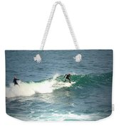 Young Surfers Four Weekender Tote Bag