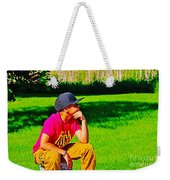 Young Thinker Weekender Tote Bag