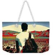 Young Traveller Weekender Tote Bag