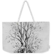 Young Tree Weekender Tote Bag by Rachel Christine Nowicki