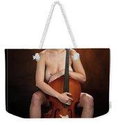 Young Woman Nude 1729.189 Weekender Tote Bag