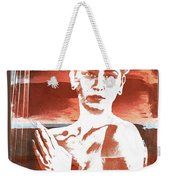 Young Woman Nude 1729.197 Weekender Tote Bag