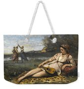 Young Women Of Sparta By Jean-baptiste-camille Corot, 1868-1870. Weekender Tote Bag