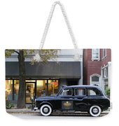 Your Cab Just Arrived Weekender Tote Bag