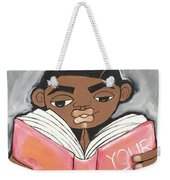 Your Future Boy Weekender Tote Bag
