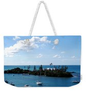Your Island In The Sun Weekender Tote Bag