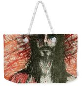 Your Love And Forgiveness Weekender Tote Bag