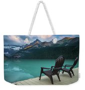 Your Next Vacation Spot Weekender Tote Bag