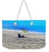 Your Own Private Beach Weekender Tote Bag