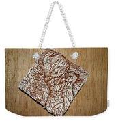 Your Shape - Tile Weekender Tote Bag