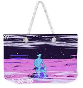 You're My Only Link To The World. Weekender Tote Bag