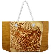 You're Not Alone - Tile Weekender Tote Bag