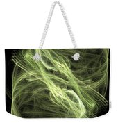 Youth And Beauty Weekender Tote Bag