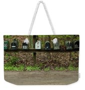 Youve Got Mail Weekender Tote Bag