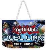 Yu Gi Oh Duel Links Hack Weekender Tote Bag