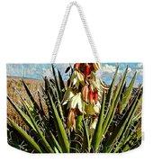 Yucca Bloom Weekender Tote Bag