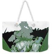Yucca Blossom Weekender Tote Bag